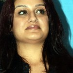 Sonia Agarwal angered by the media?