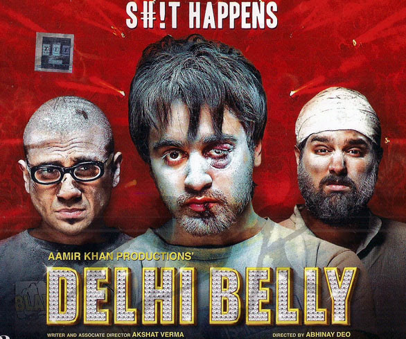 Delhi Belly 2011 Santhanam to do Delly Belly remake