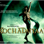 Web world shaken up by teaser entry of 'Kochadaiyaan'!