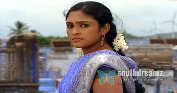 Tv Serial Actress Saree Images Saravanan Meenakshi In Vijay