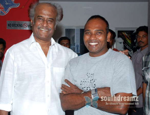 superstar Rajnikanth Watches Vazhakku En 18 9 Stills Superstar Rajnikanths Vazhakku Enn 18/9 and Kamal Hassans OKOK