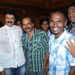 Balakrishna was in town