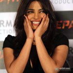 Priyanka Chopra adopting Tiger and Lioness from Birsa Park