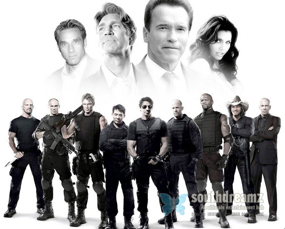 The Expendables 2 Movie Review The Expendables 2 review