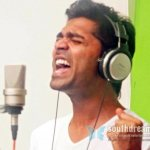 Simbu's sings Chennai anthem