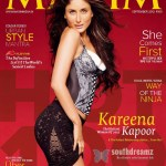 Kareena Kapoor, the sexiest lady - Maxim