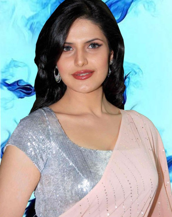 Zarine Khan Cute Wallpaper 586x740 Zarine Khan talks about Tamil Cinema
