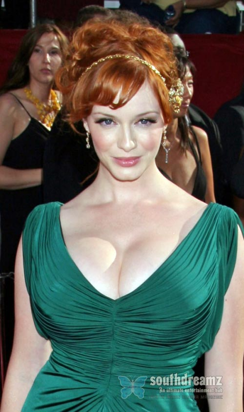 actress christina hendricks latest photo Top 100 sexiest actresses in the World