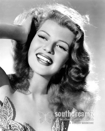actress rita hayworth photo Top 100 Actresses of all Time