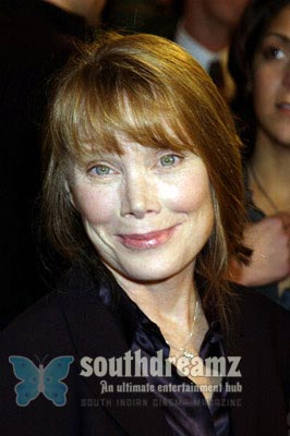 actress sissy spacek photo Top 100 Actresses of all Time
