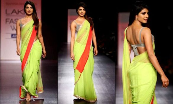 Desi Girl Priyanka Chopra sexy avatar on Ramp 586x355 Desi Girls sexy avatar on Ramp