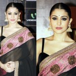 Anushka-transparent-saree-treat