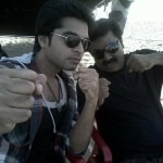Simbu is back in Action
