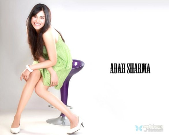 bollywood sexy actress adah sharma hot photo shoot 10 586x468 Puri Jagannath to intrduce 1920 movie heroine Adah Sharma