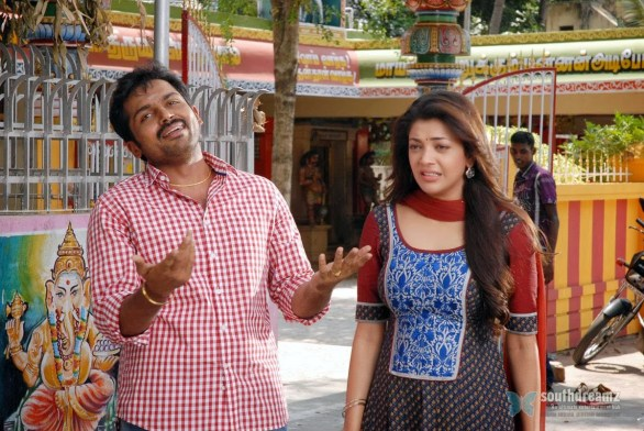 all in all azhagu raja new movie stills 222 586x392 All in All Azhagu Raja Review
