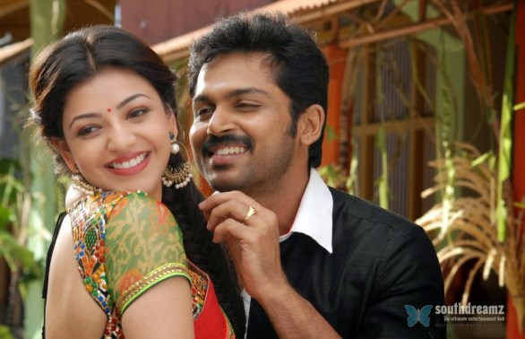 all in all azhagu raja new movie stills 25 586x378 All in All Azhagu Raja Review