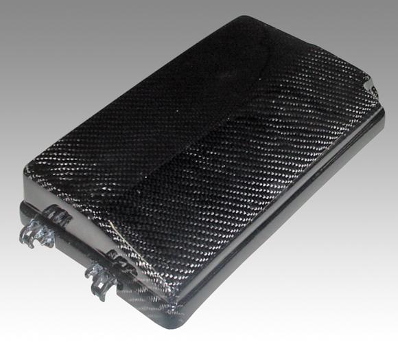 2010-2015 Camaro Carbon Fiber Fuse Box Cover - SouthernCarParts