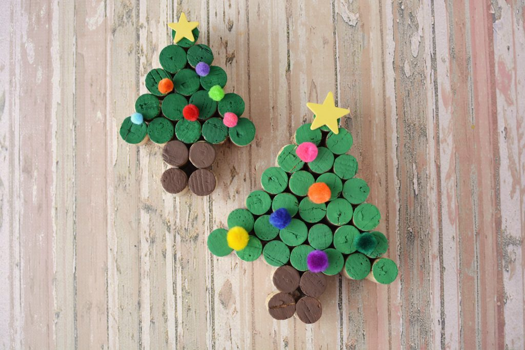 Wine Cork Ornaments Diy Diy Design Ideas