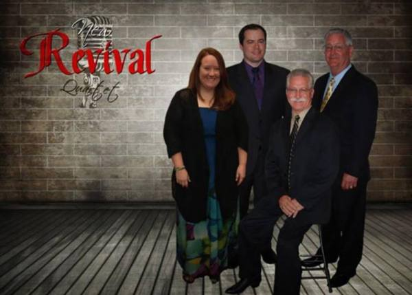 Southern Gospel Weekend Texas welcomes New Revival Quartet