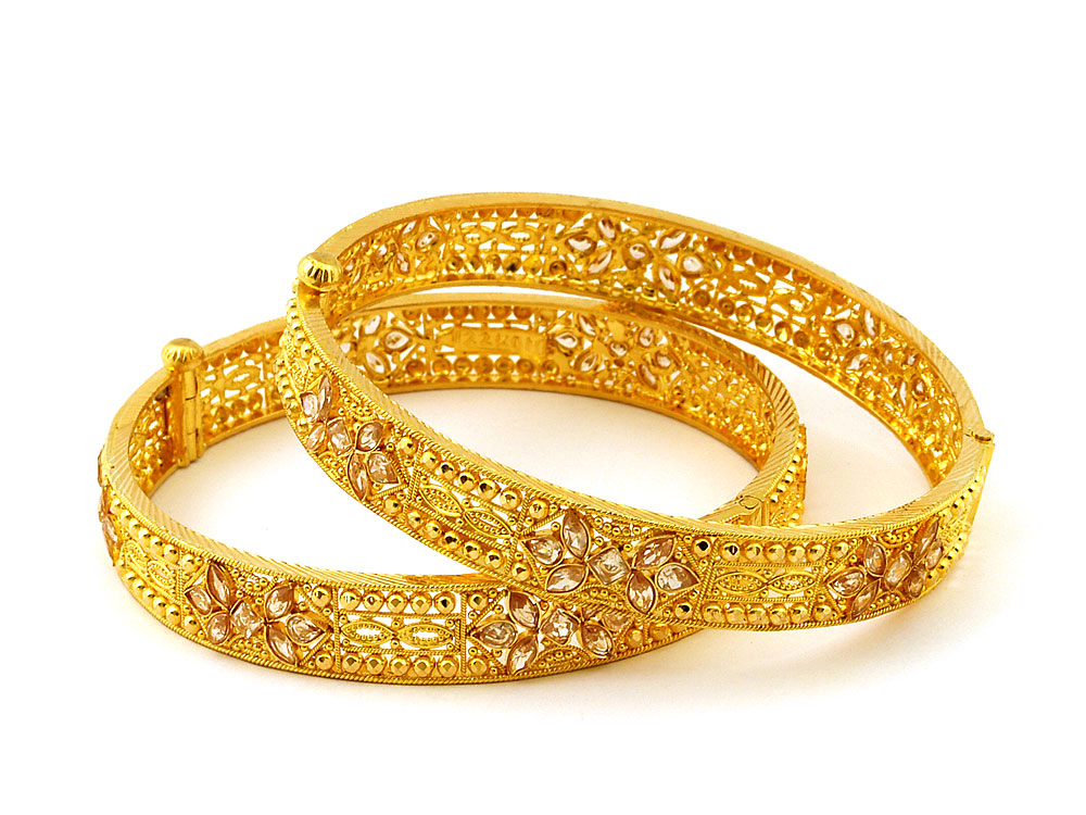 Simple Pakistani Girl Wallpaper Gold Bangles Southern Star Jewellers