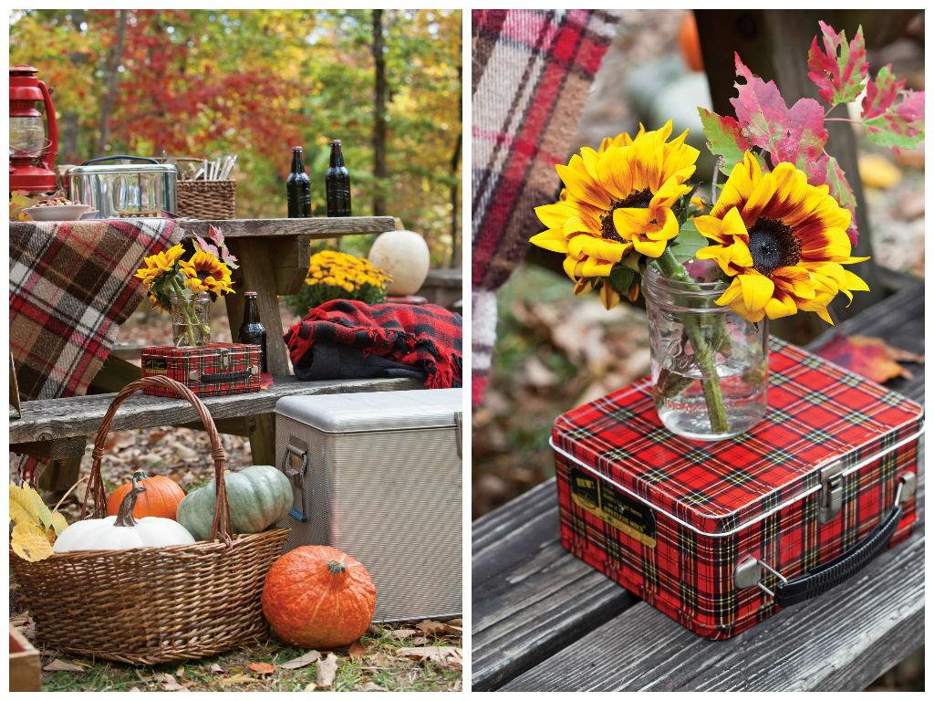 Autumn Picnic Southern Lady Magazine