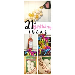 Small Crop Of 21st Birthday Party Ideas