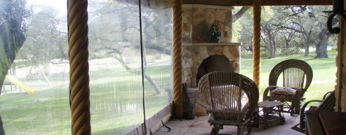 Clear Plastic Vinyl Patio Curtains & Walls How To Enclose Your Porch With Clear Vinyl | Apps Directories