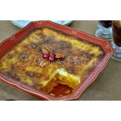 Medium Crop Of Sweet Potato Cobbler