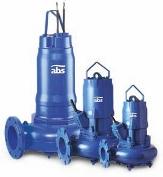ABS Submersible Sewage Pump AFP 1031
