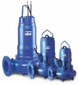ABS Submersible Sewage Pump AFP 1031-2046 SX