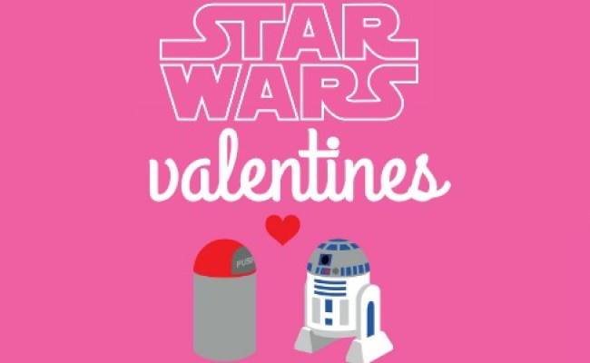 Diy Star Wars Valentines Ideas Southern Savers