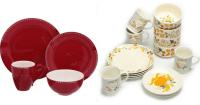 Walmart Deals   16-Piece Dinnerware Sets for $14.99 ...