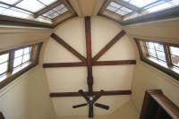 How To Attach Real Wood Beams Ceiling | www.energywarden.net