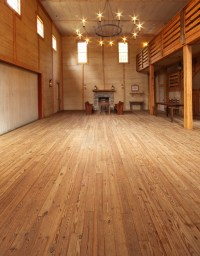 Reclaimed Heart Pine Wide Plank Wood Flooring at The ...