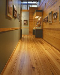 Heart Pine Select Grade Solid Wood Flooring