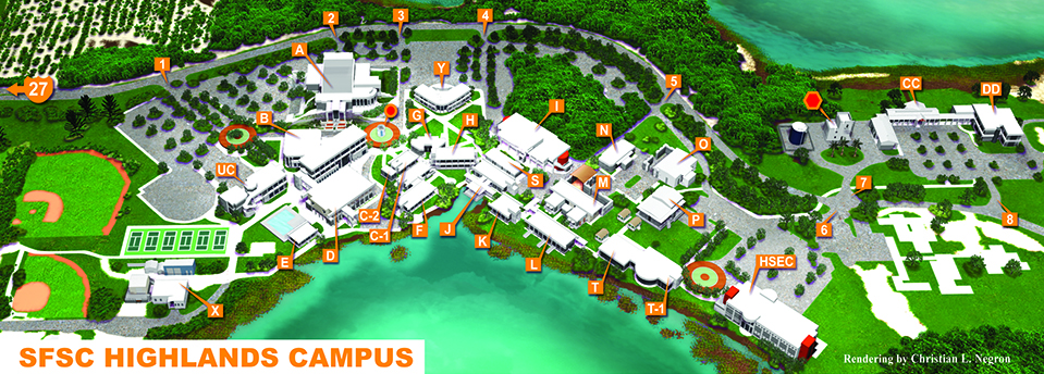 Maps  Directions - South Florida State College