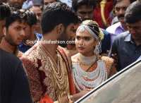 A Wedding Everyone's Talking About - Brahmani Reddy Weds ...