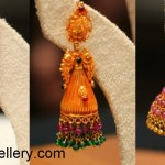 Latest Jhumkis Collection by Manepally