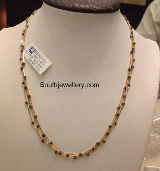 light_weight_black_beads_chains