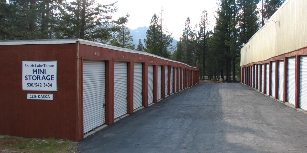 SaveEnlarge · Storage Units Near South Lake Tahoe ...