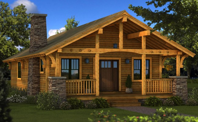 Small Timber Frame Homes Under 1500 Sq Ft – DECOR IDEA