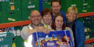 Foodbank's New Year appeal