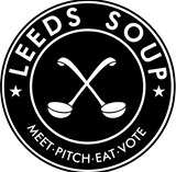 Third Leeds SOUP microfunding event scheduled