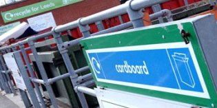 Longer opening hours for recycling sites