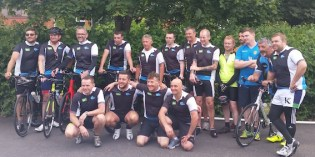 Tour de Northside raises £5,000 for Macmillan