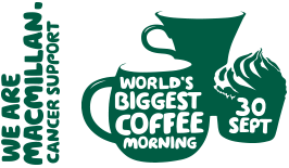 Where's my nearest Macmillan coffee morning in South Leeds?