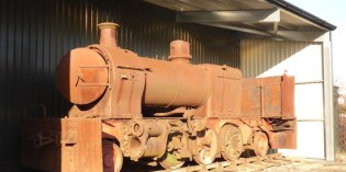 Hunslet loco finds new home