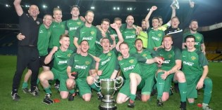 Another cup triumph for Beeston St Anthony's