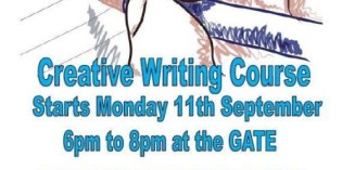 Creative Writing group at BITMOs Gate
