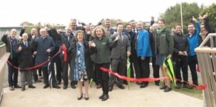 £50million flood defence scheme opens in Leeds